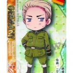 EHT0018 Axis Powers Hetalia Germany Ludwig Cosplay Costume - Axis Powers Hetalia