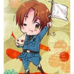 EHT0019 Italy Cosplay Costume from Axis Powers Hetalia - Axis Powers Hetalia