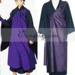 EIY0011 InuYasha Miroku Cosplay Costume - Inuyasha