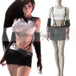 EFF0030 Final Fantasy VII Tifa Lockhart Cosplay Costume - Final Fantasy