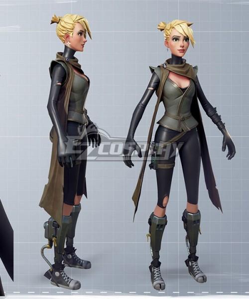 Efbr005 Fortnite Battle Royale Female Ninja Cosplay Costume