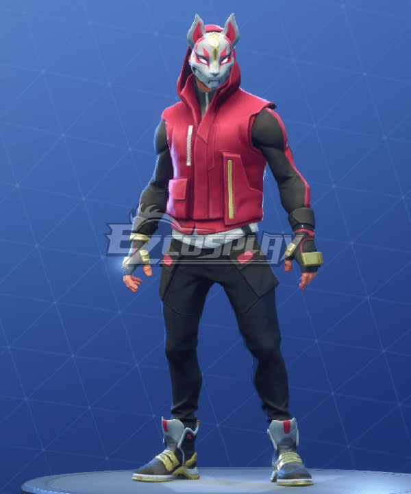 Efbr025 Fortnite Battle Royale Season 5 Drift Skins Tier 4 Cosplay