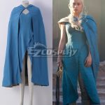 GOT0013 Game of Thrones A Song of Ice and Fire Daenerys Targaryen Cosplay Costume - Game of Thrones