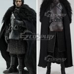 GOT0014 Game of Thrones A Song of Ice and Fire Jon Snow Cosplay Costume - Game of Thrones