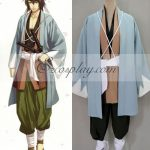 EHI0013 Hakuouki Soji Okita Cosplay Costume - Hakuouki