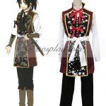 EHI0019 Hakuouki Shinsengumi Kitan Yukimura Chizuru Cosplay Costume - Hakuouki