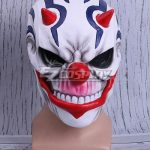 ENA0829 Payday2 Rust Halloween Mask Cosplay Accessory Prop - Halloween Promotion