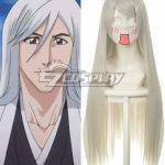 ZBW0099 Bleach Ukitake Jushiro White Cosplay Wig-036P - Bleach